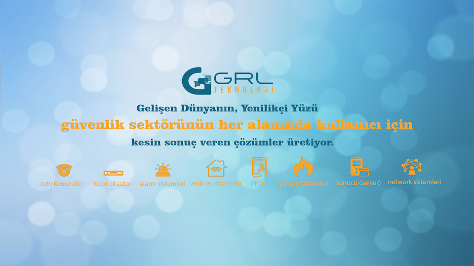 GRL TEKNOLOJİ TİC. LTD. ŞTİ.