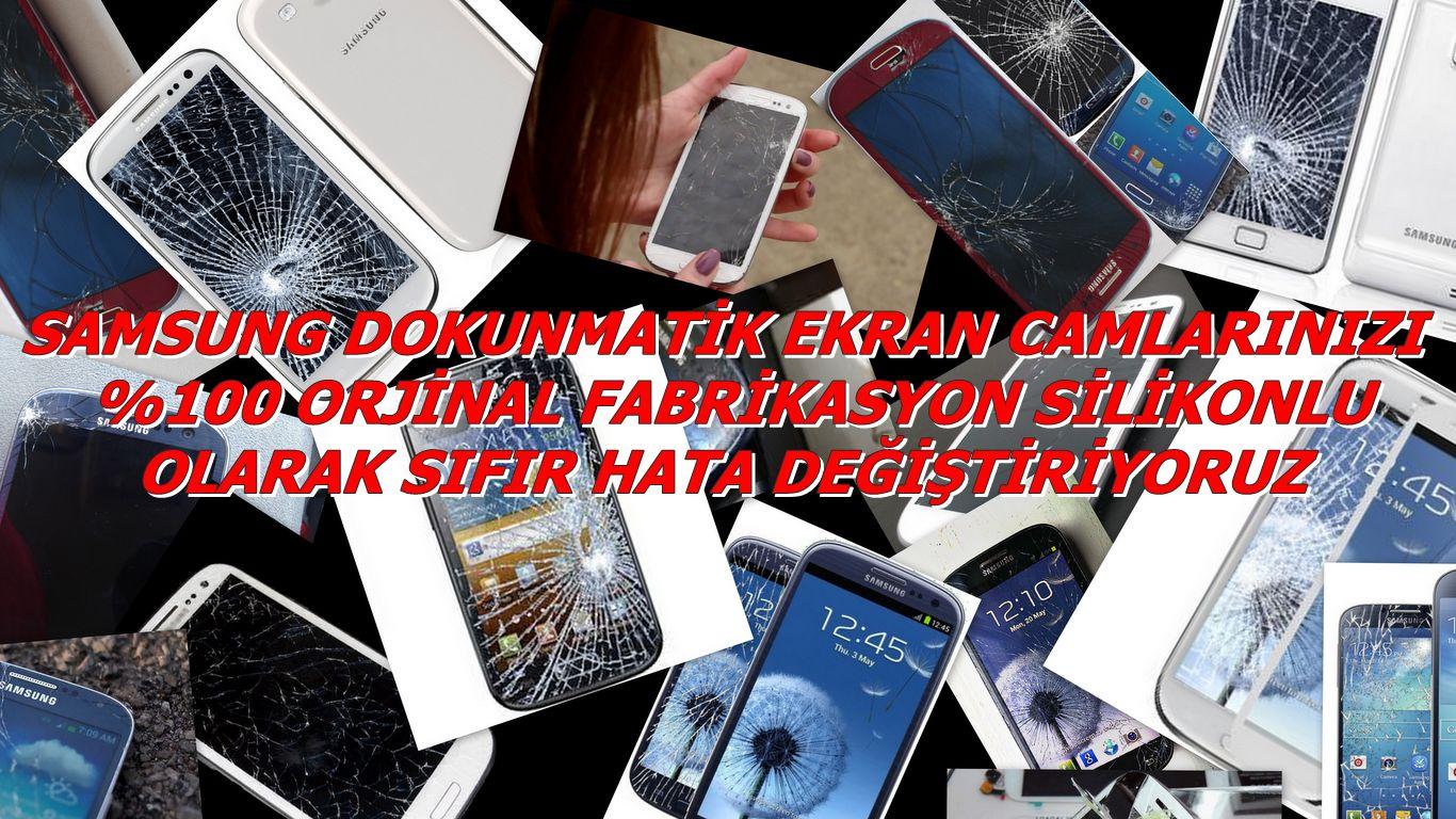 Samsung S3 Dokunmatik Ekran Camı Değişim - Hepsi Türkiye.